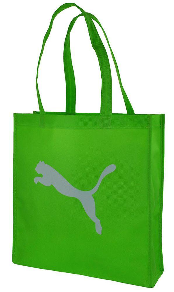 Puma Shopper Bag Unisex Tragetasche Beuteltasche Einkaufstasche – Bild 5