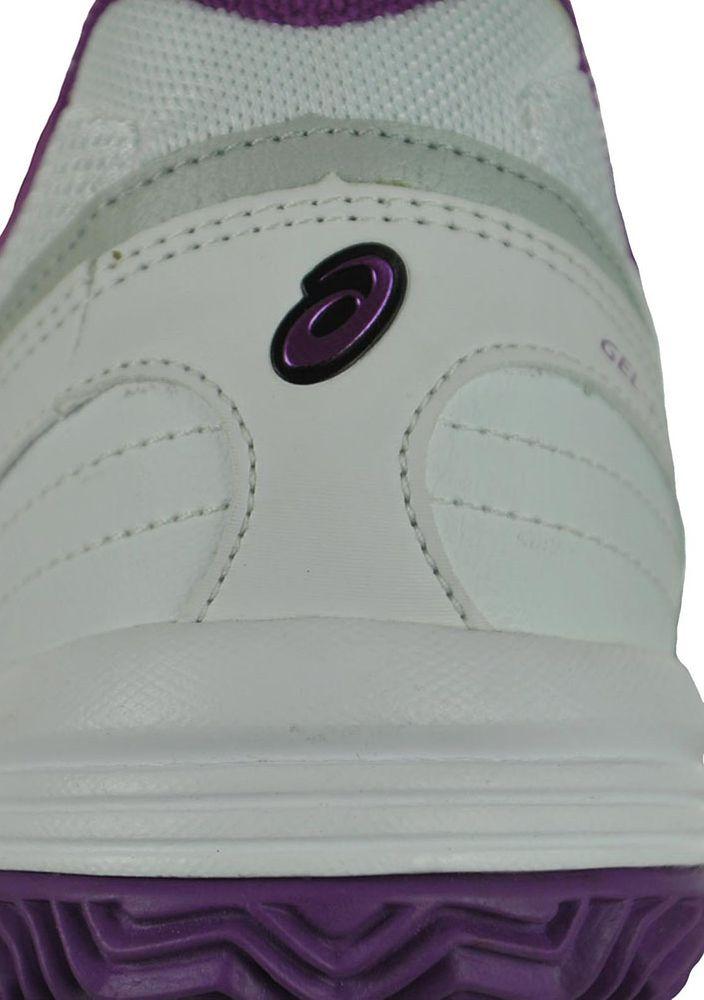 Asics Gel Padel Pro 2 SG Womens Tennis Sneaker Damen Sport Fitness Schuhe Weiß – Bild 4