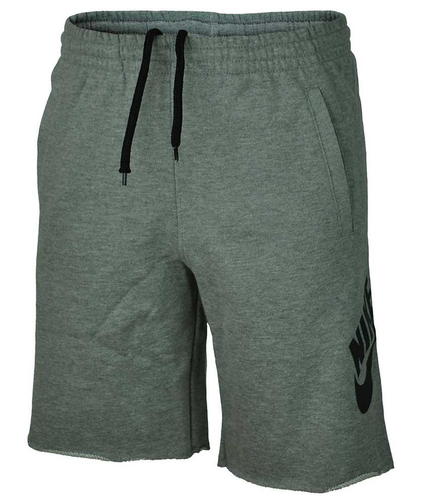 Nike SB Sweat Short Junior Kinder Shorts Kurze Hose Grau