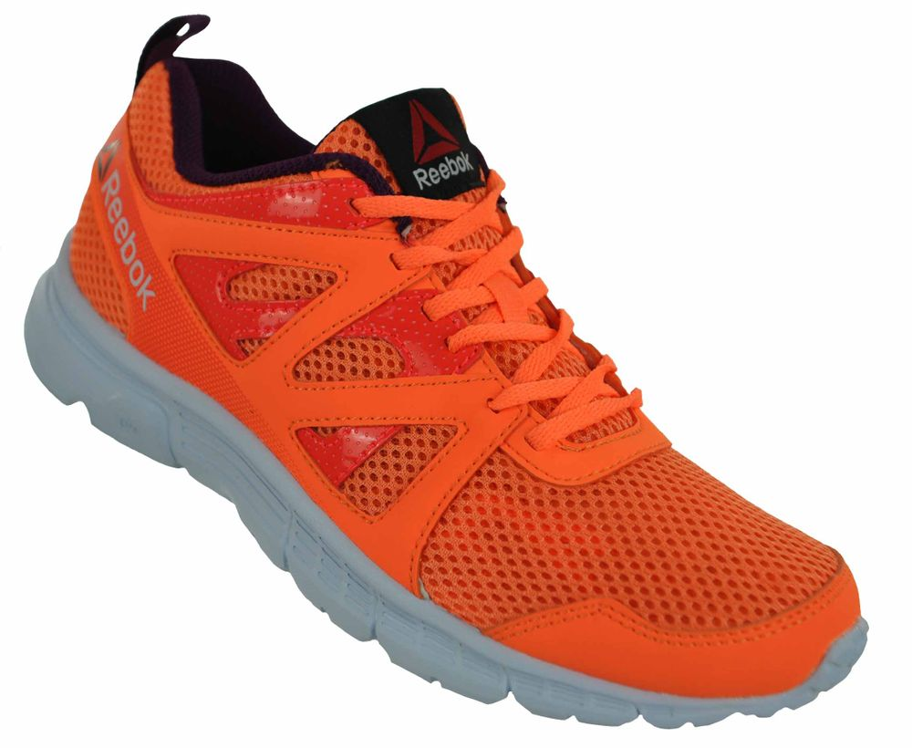 Reebok Run Supreme 2.0 Womens Damen Laufschuhe Orange