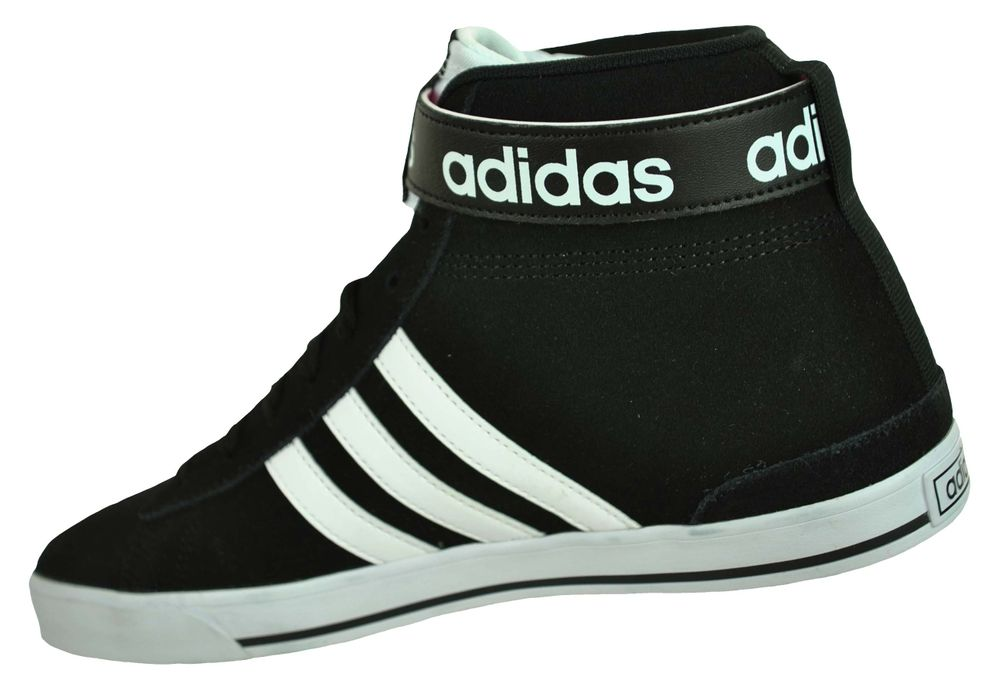 Adidas Daily Twist Mid Womens High Top Damen Sneaker Schuhe Schwarz
