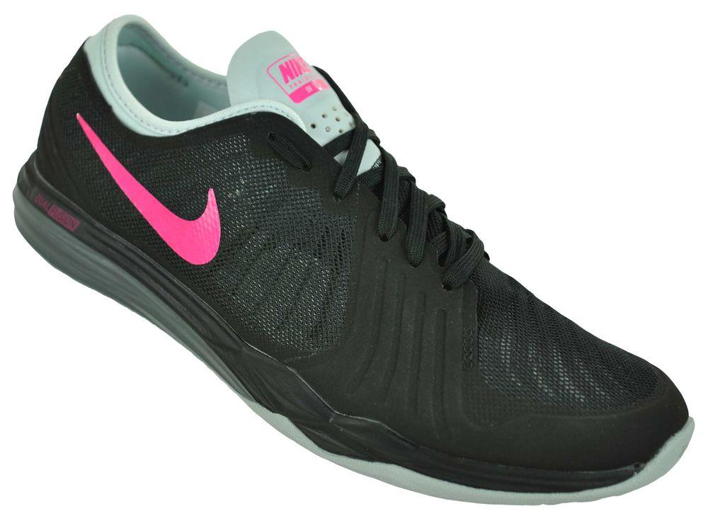 Nike Dual Fusion TR 4 Womens Sneaker Damen Schuhe Schwarz | Sports ...