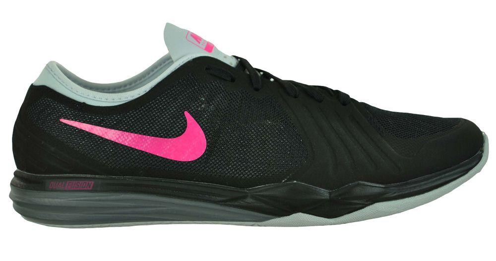 Nike Dual Fusion TR 4 Womens Sneaker Damen Schuhe Schwarz – Bild 4