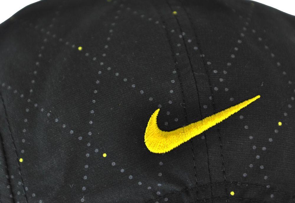 Nike Youth Cap Kids Kinder Sport Lifestyle Cappy Basecap Schwarz – Bild 3