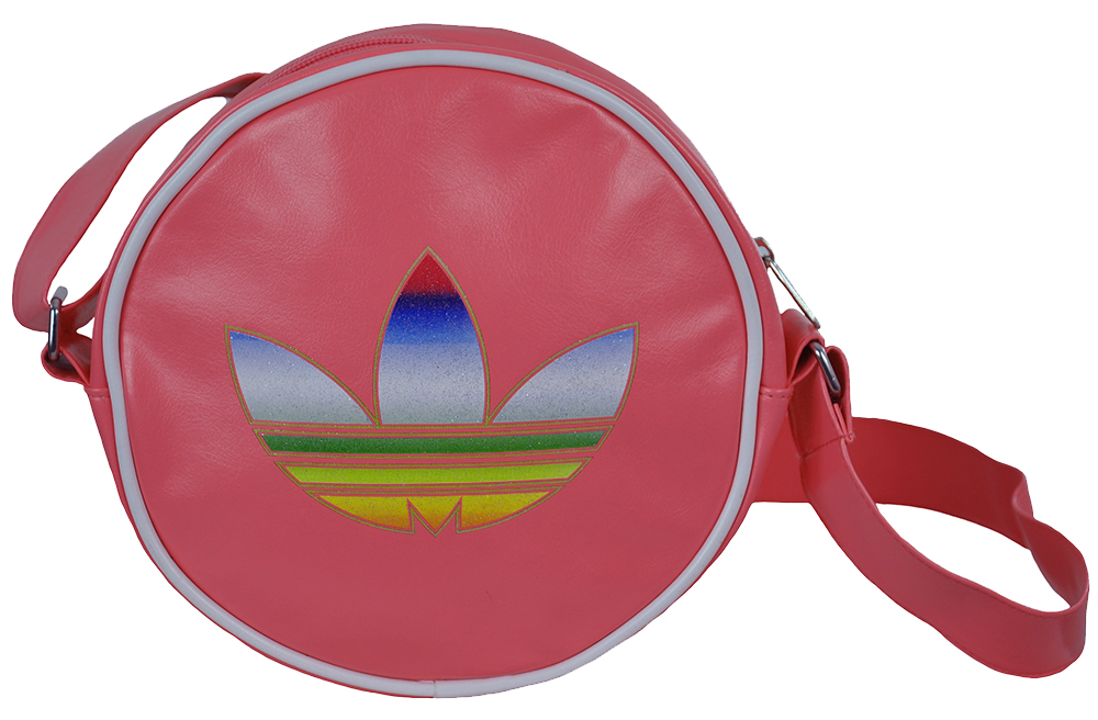 Adidas Disco Shoulder Bag Originals Retro Damen Schultertasche Pink