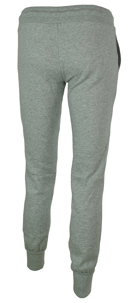 Adidas RS Slim Fleece TP Track Pant Damen Hose Originals Trefoil Sweathose Grau – Bild 3