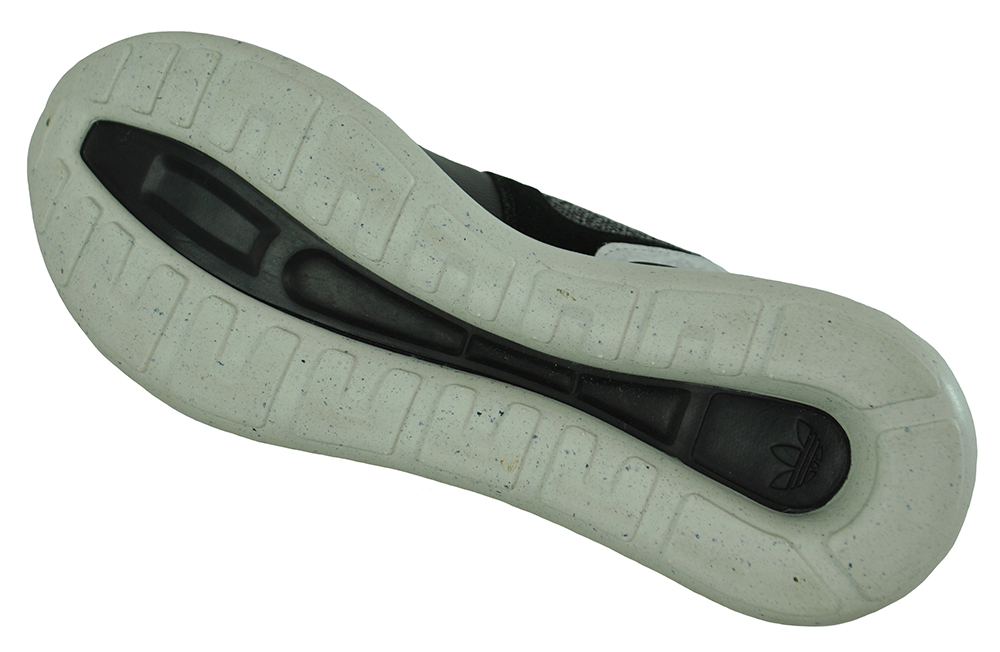 Adidas Tubular Runner Originals Trefoil Herren Sneaker Sportschuhe Schwarz – Bild 5