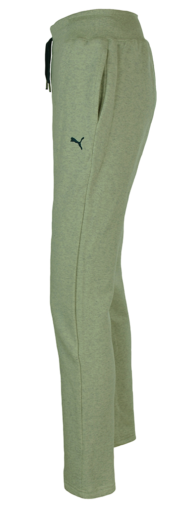 Puma FD Sweat Pants Fleece Womens Damen Hose Sporthose Sweathose Oatmeal Heather – Bild 3