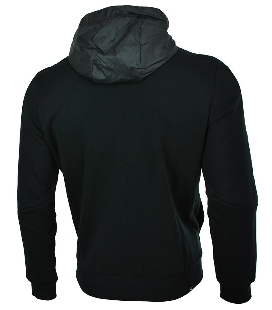 Puma Lux FZ Hoody FL Mens Sweat Jacket Regular Fit Herren Sweatjacke Schwarz – Bild 5