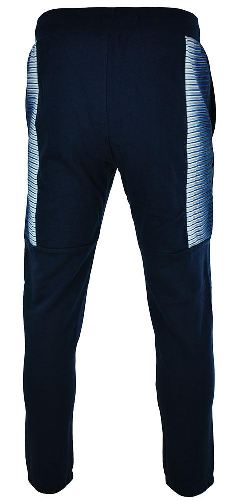 Adidas MEZCLA Track Pant Originals Trefoil Herren Hose Sporthose Trainingshose Navy – Bild 4