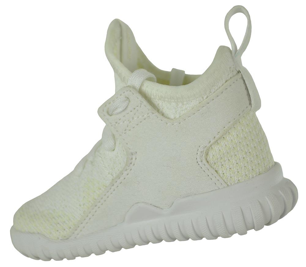 Adidas Tubular X PK Infants Originals Trefoil Sneaker Kinder Baby Schuhe Weiß – Bild 2