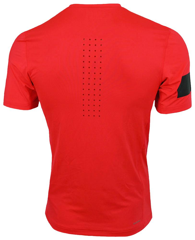 Reebok OS ADV SS Top Tee CrossFit Herren PlayIce Reflectivity Training T-Shirt NeoChe – Bild 4