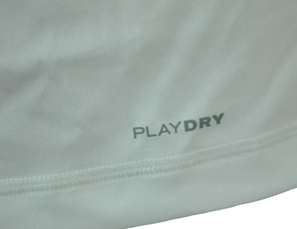 Reebok SE PR Tech Tee Herren PlayDry Funktionsshirt Sport Fitness T-Shirt Weiß – Bild 4