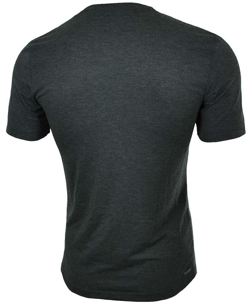 Reebok SE Performance Top Tee Herren PlayDry Funktionsshirt Sport Fitness T-Shirt Grau – Bild 3