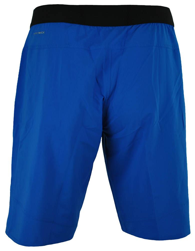 Reebok OS LTWT 1 Short CrossFit Herren SpeedWick UV Protection Board Shorts Blau – Bild 3