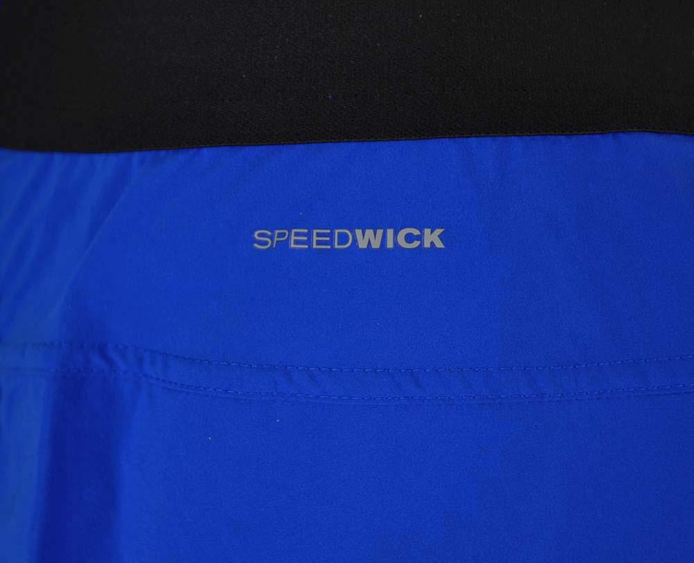 Reebok OS LTWT 1 Short CrossFit Herren SpeedWick UV Protection Board Shorts Blau – Bild 4