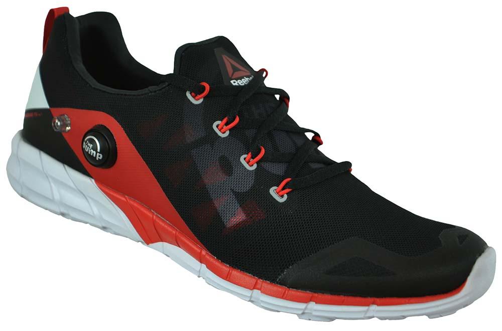 Reebok ZPump Fusion 2.0 Sneaker Herren Laufschuhe Sport Fitness Schuhe Rot – Bild 1