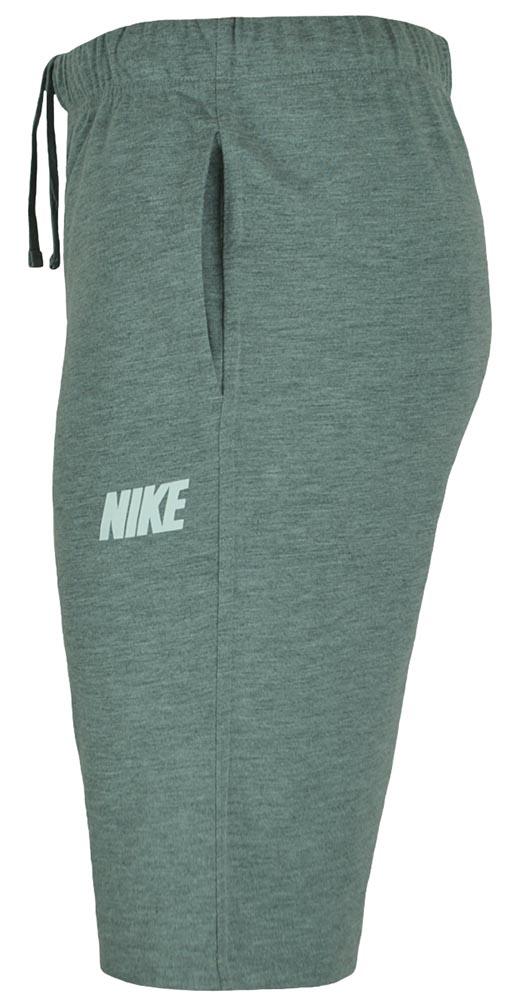 Nike Big Logo Short Herren Shorts Sport Fitness Kurze Hose Bermuda Grau – Bild 2