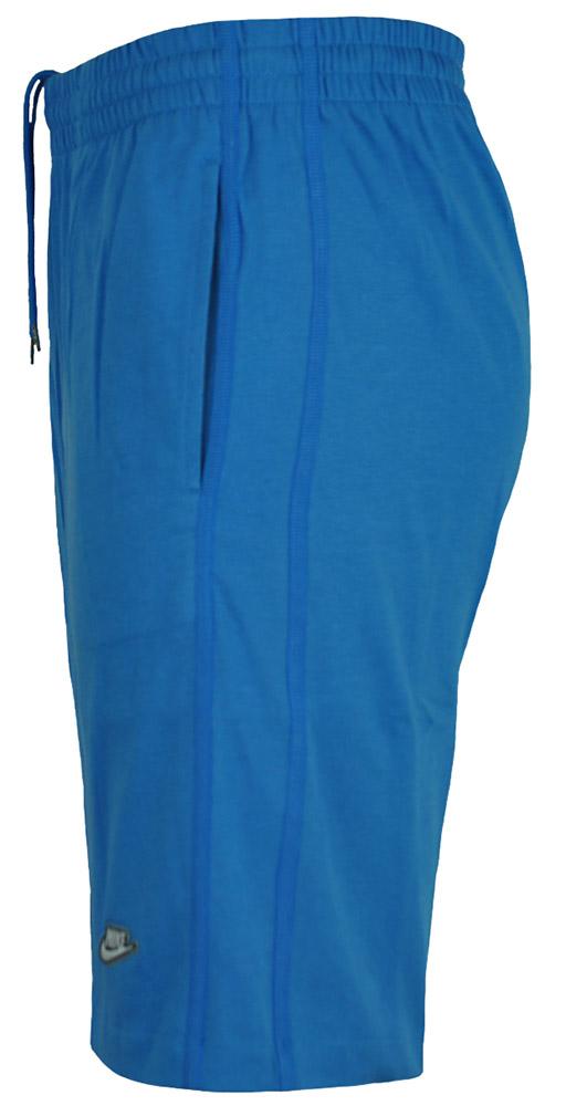 Nike 3D Short Herren Shorts Sport Fitness Kurze Hose Bermuda Blau – Bild 3