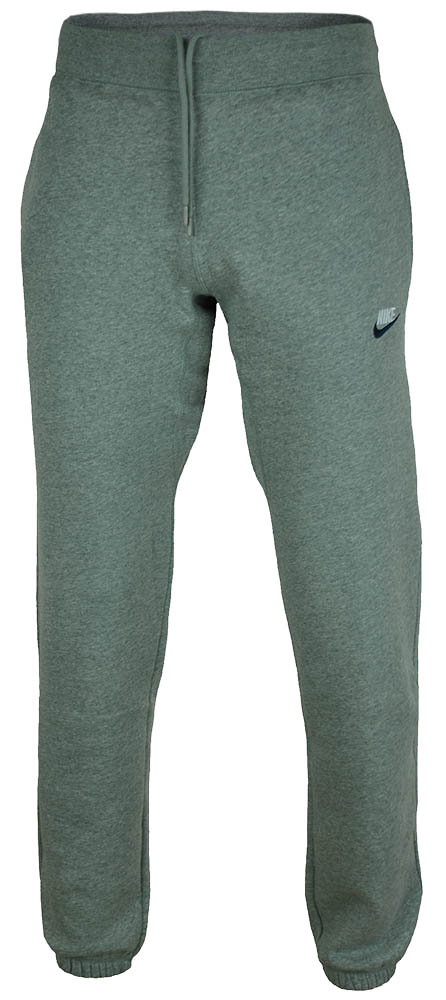 Nike Swoosh Sweat Pants Mens Herren Hose Sporthose Trainingshose Grau – Bild 1