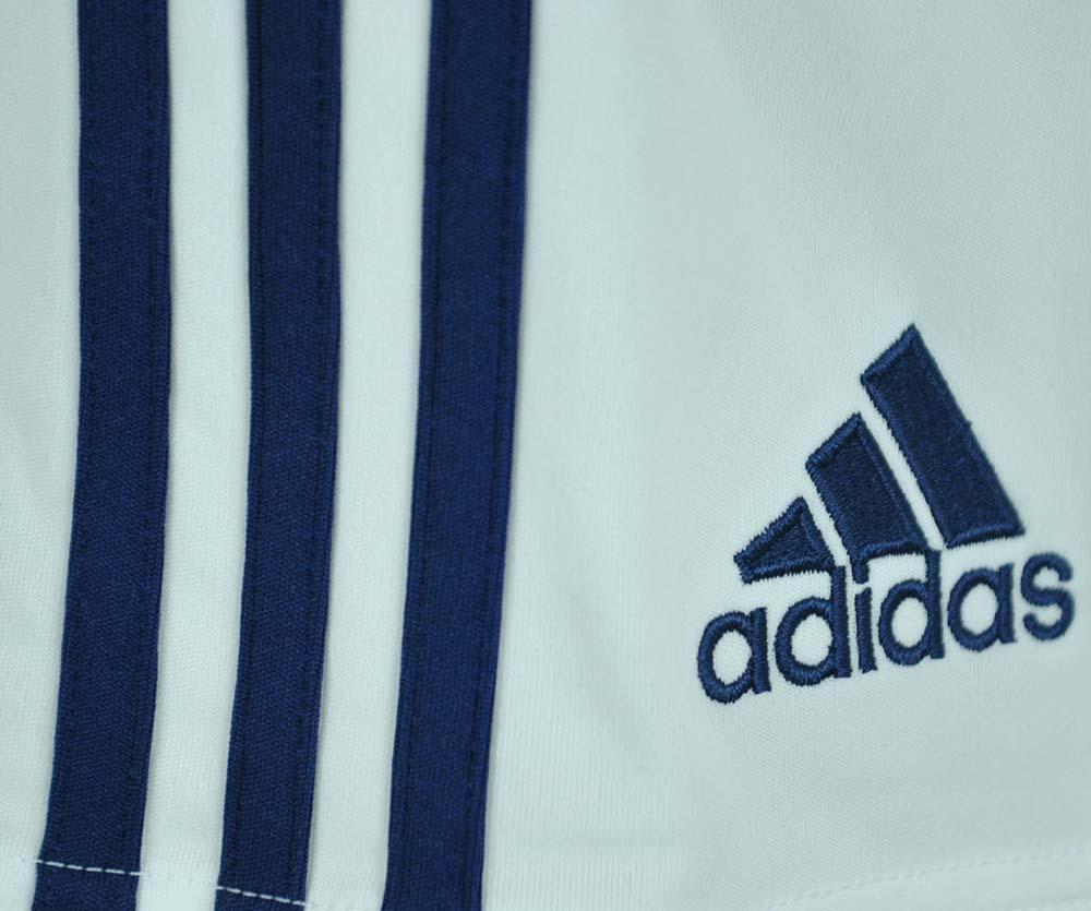 Adidas Short 16 Herren ClimaCool Fussball Funktionsshort Kurze Hose Weiß – Bild 3