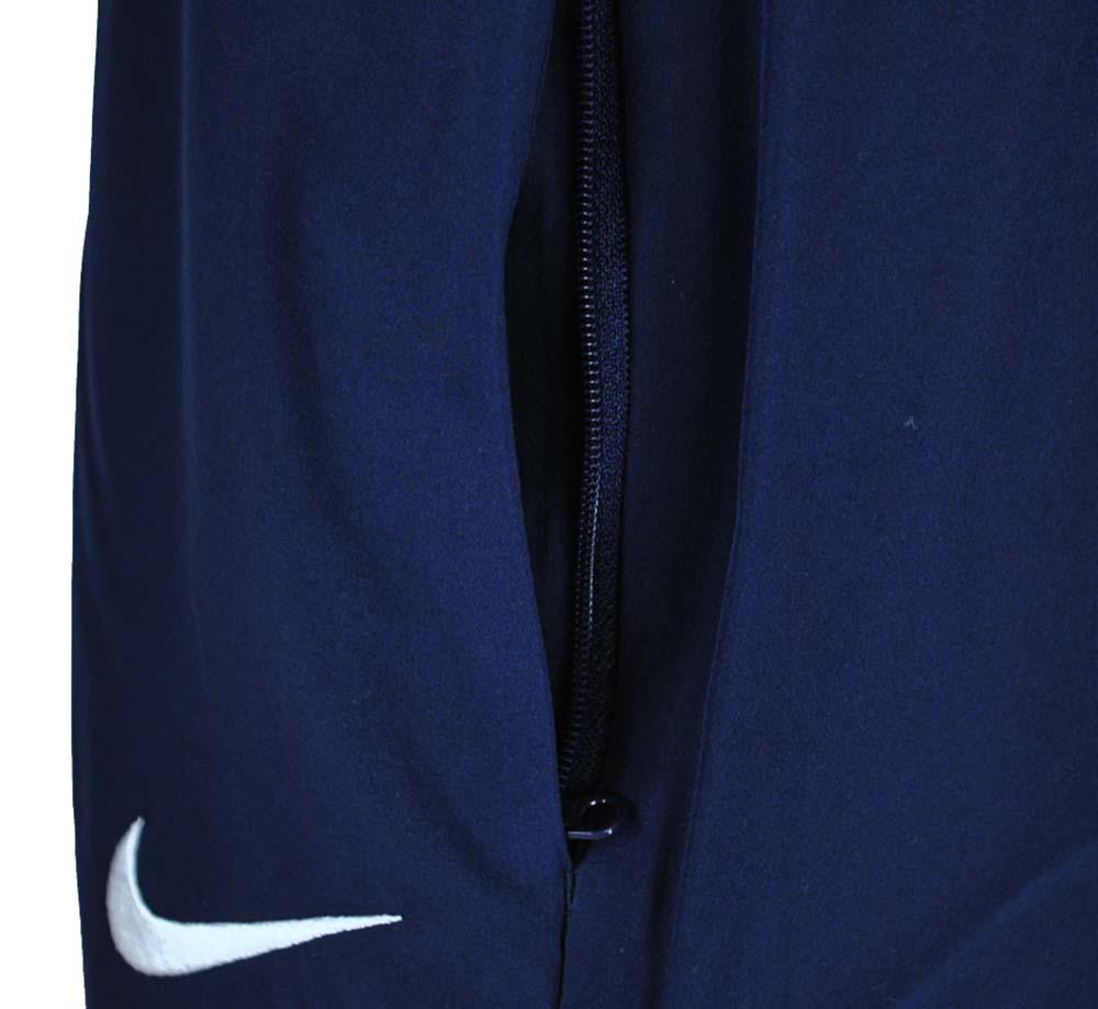 Nike Academy 16 Suit Herren Dri Fit Tracksuit Sportanzug Trainingsanzug Navy/Blau – Bild 4