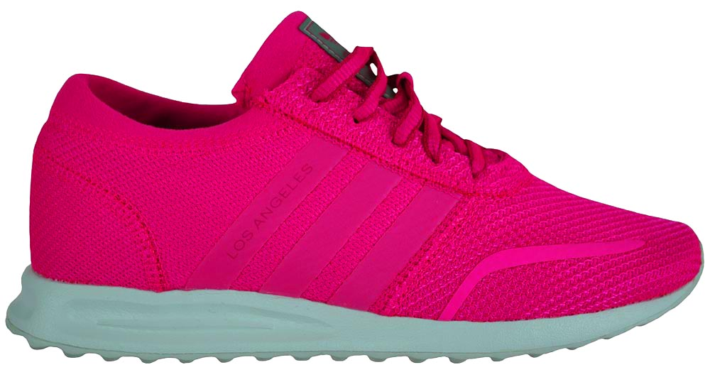 Adidas Los Angeles Originals Sneaker Damen Sport Fitness Schuhe Pink