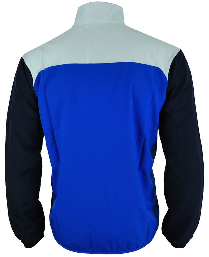 Puma Esito 3 Leisure Track Jacket Herren Jacke Freizeitjacke Windjacke Blau/Weiß – Bild 5