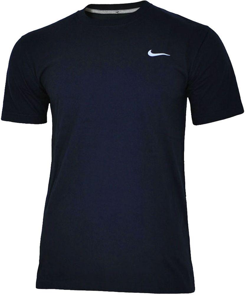 Nike Classic Tee Herren Sport Regular Fit Fitness Baumwolle Shirt T