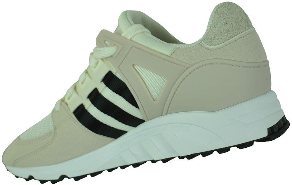 pretty nice 520c1 1f9ff Adidas EQT Support RF Trainers Originals Trefoil Men's Shoes Sneaker White