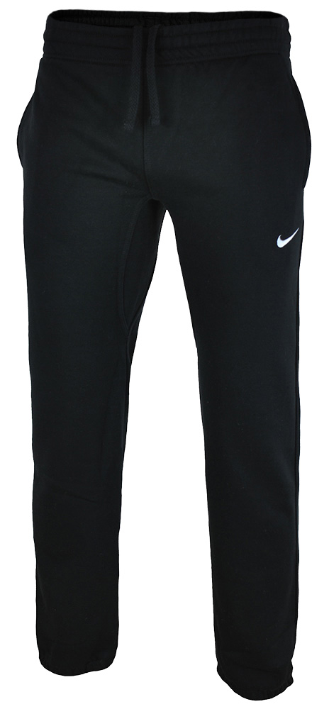 Nike classic Swoosh Club Sweat Pants Herren Sporthose Trainingshose Schwarz – Bild 1