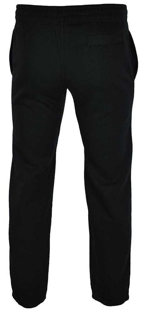 Nike classic Swoosh Club Sweat Pants Herren Sporthose Trainingshose Schwarz – Bild 5