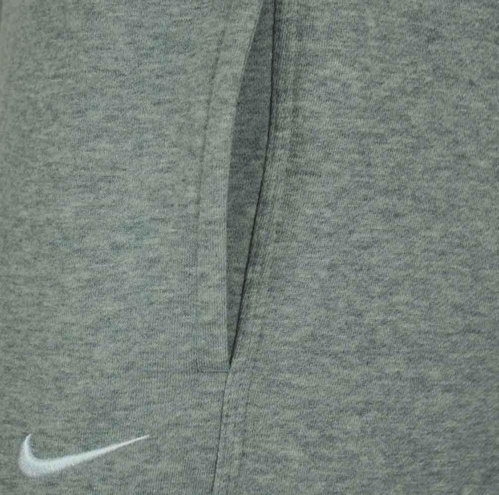 Nike Classic Swoosh Club Sweat Pants Herren Sporthose Trainingshose Hellgrau – Bild 3