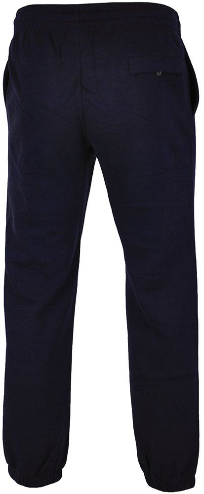Nike Classic Swoosh cuffed Club Sweat Pants Herren Sporthose Trainingshose Navy – Bild 4
