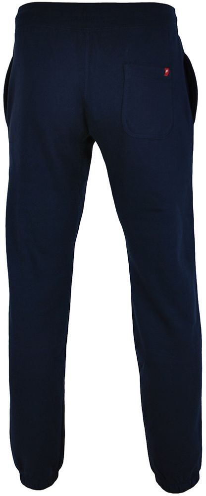 Nike Stitch cuffed Club Sweat Pants Herren Sporthose Trainingshose Navy – Bild 4
