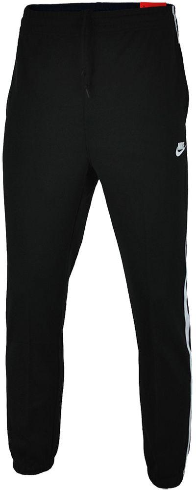 Nike Tribute Track Pants Herren Sporthose Trainingshose Schwarz/Weiß – Bild 1