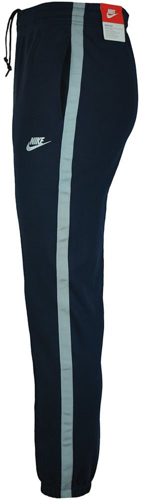 Nike Tribute Track Pants Herren Sporthose Trainingshose Navy/Grau – Bild 2