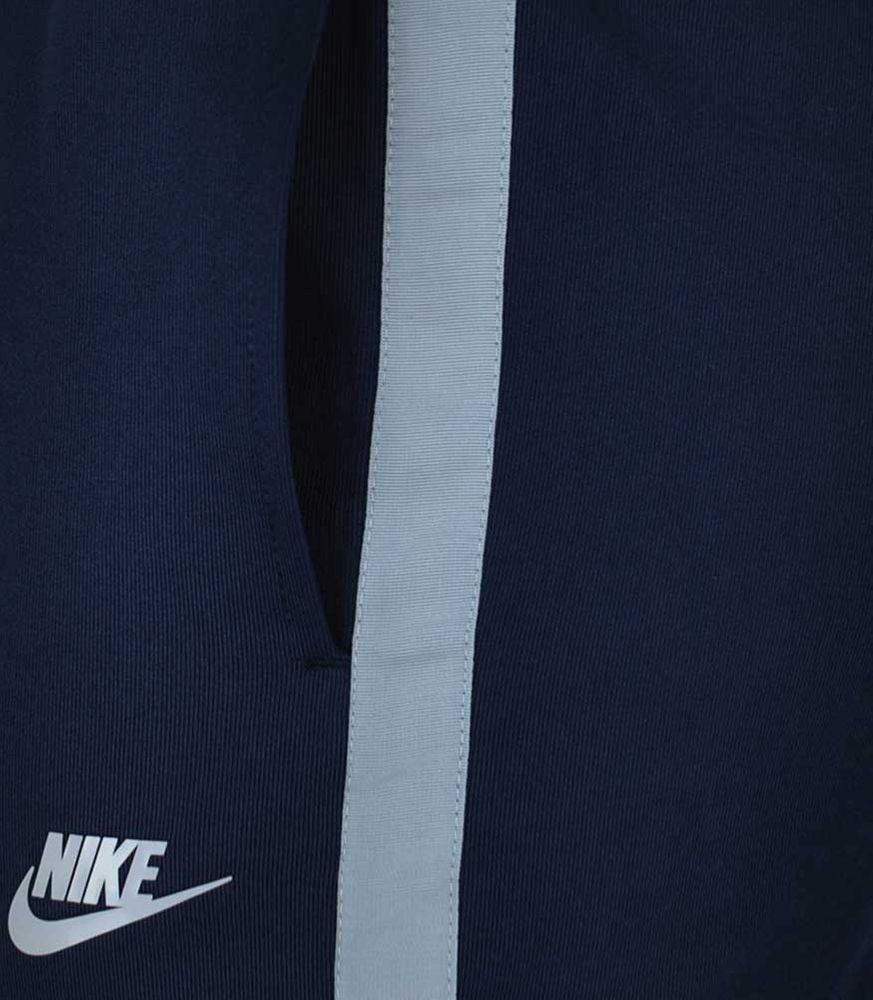 Nike Tribute Track Pants Herren Sporthose Trainingshose Navy/Grau – Bild 3