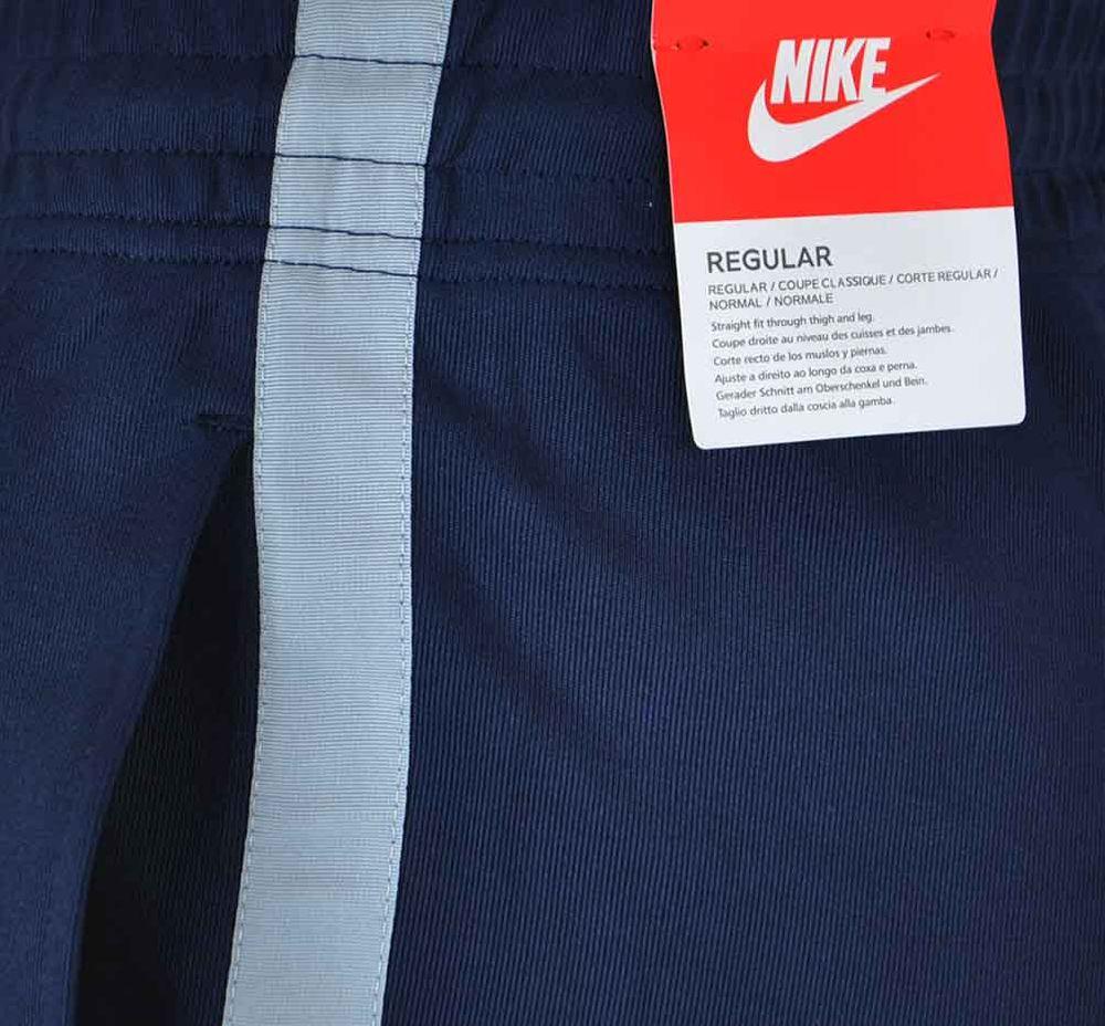 Nike Tribute Track Pants Herren Sporthose Trainingshose Navy/Grau – Bild 4