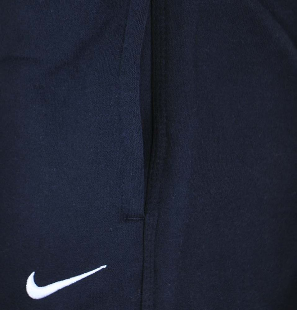 Nike Classic Swoosh Club Hooded Tracksuit Herren Sportanzug Trainingsanzug Navy – Bild 5