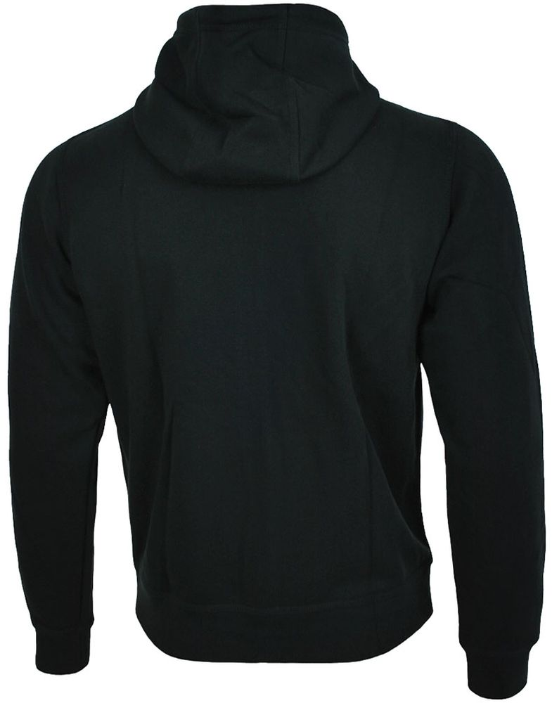 Nike Classic Full Zip UP Hoody Club Hoodie Herren Kapuzenpullover Sweatjacke Schwarz – Bild 5