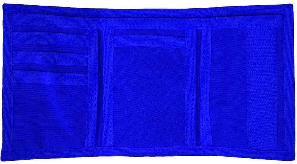 Nike Basic Wallet Unisex Geldbeutel Portemonnaie Geldbörse Brieftasche Blau – Bild 3