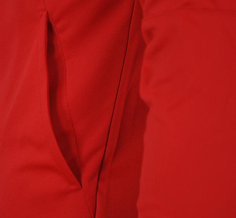 Nike Park 18 Poly Suit Herren DRI FIT Trainingsanzug Rot/Schwarz/Weiß – Bild 5
