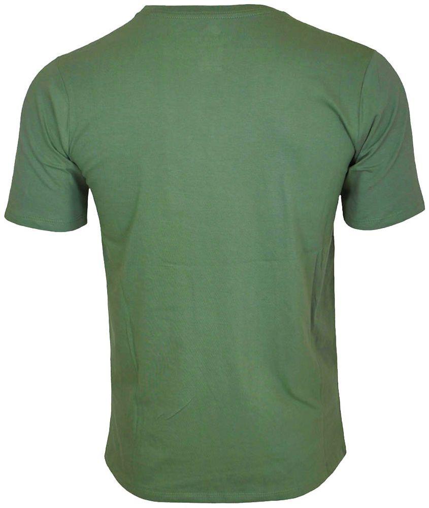 Nike Air Max Application Tee Herren Sport Fitness Baumwolle Shirt T-Shirt Camo Grün – Bild 3