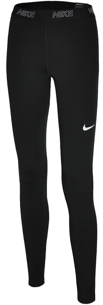Nike Victory Baselayer Tight DRI FIT Damen Studio Fitness Leggings Schwarz/Weiß
