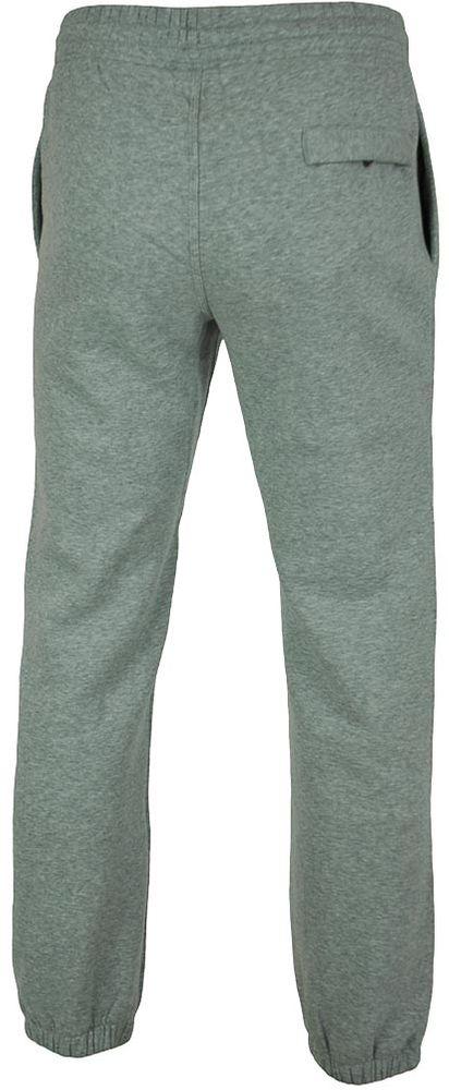 Nike Futura Classic cuffed Club Sweat Pants Herren Sporthose Trainingshose Hellgrau/Weiß – Bild 5