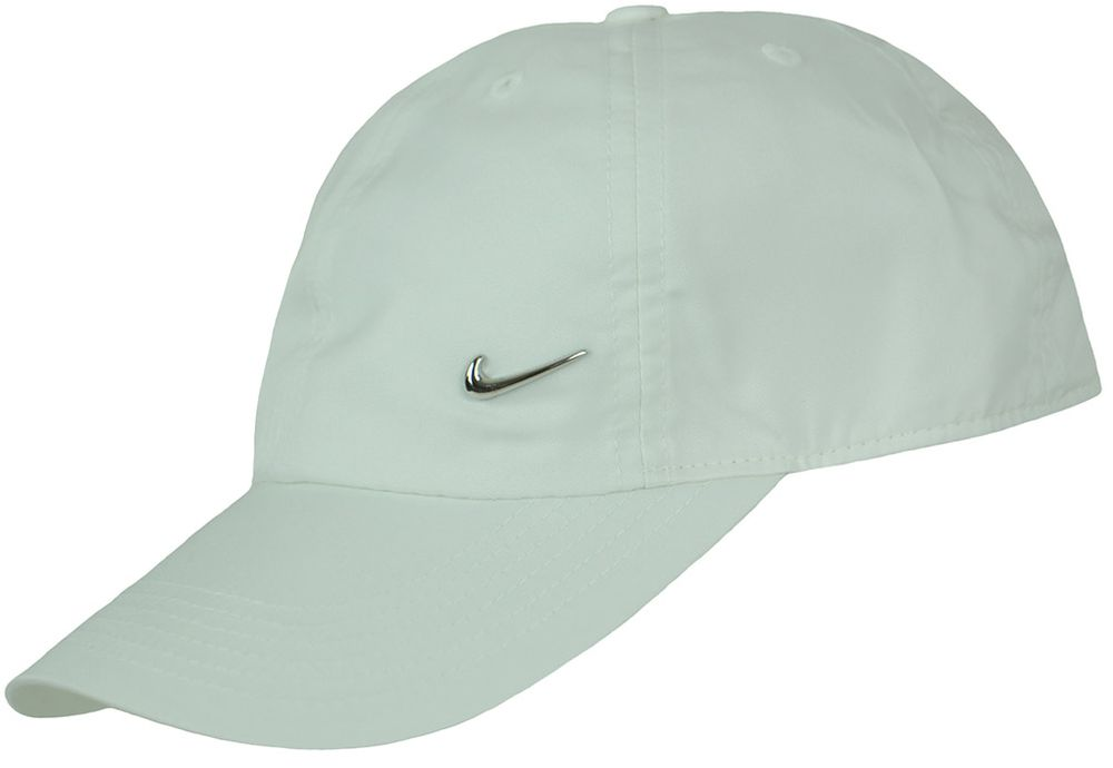 Nike Heritage86 Cap Youth Kids Kinder Sport Lifestyle Cappy Base Cap Weiß
