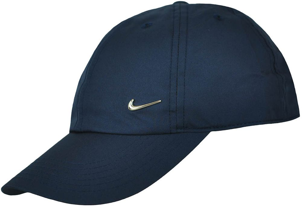 Nike Heritage86 Cap Youth Kids Kinder Sport Lifestyle Cappy Base Cap Navy