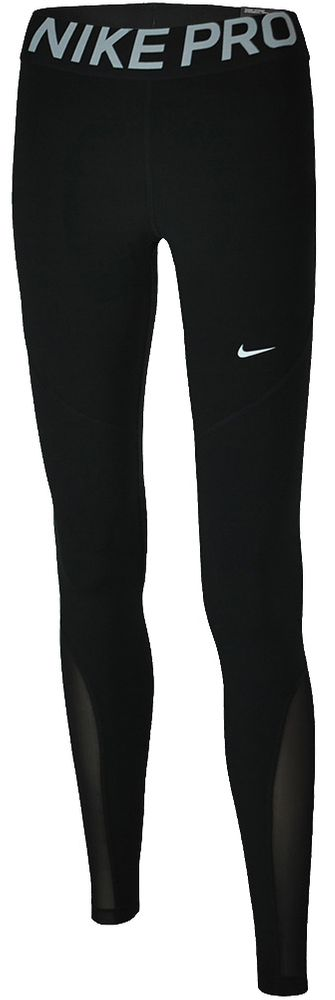 Nike New NP Tight PRO Dri Fit Damen Studio Fitness Sporthose Schwarz