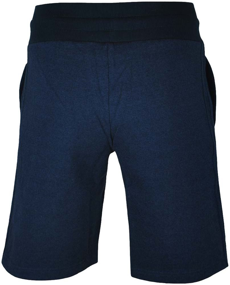 Adidas Sport ESS Short Herren Originals Trefoil Fleece Sweat Shorts Fitness Navy – Bild 6